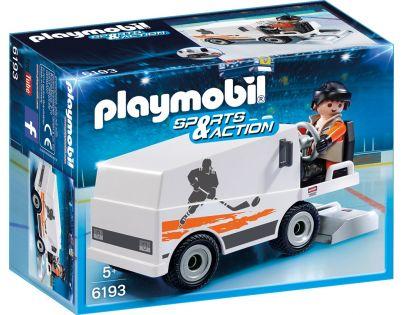 Playmobil 6193 Rolba na úpravu ledu
