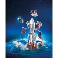 Playmobil 6195 Vesmírná základna s kosmickou raketou 2