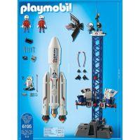 Playmobil 6195 Vesmírná základna s kosmickou raketou 3
