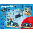 Playmobil 6625 Adventní kalendář Tajemný pirátský ostrov pokladů 2