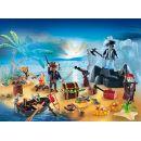 Playmobil 6625 Adventní kalendář Tajemný pirátský ostrov pokladů 3