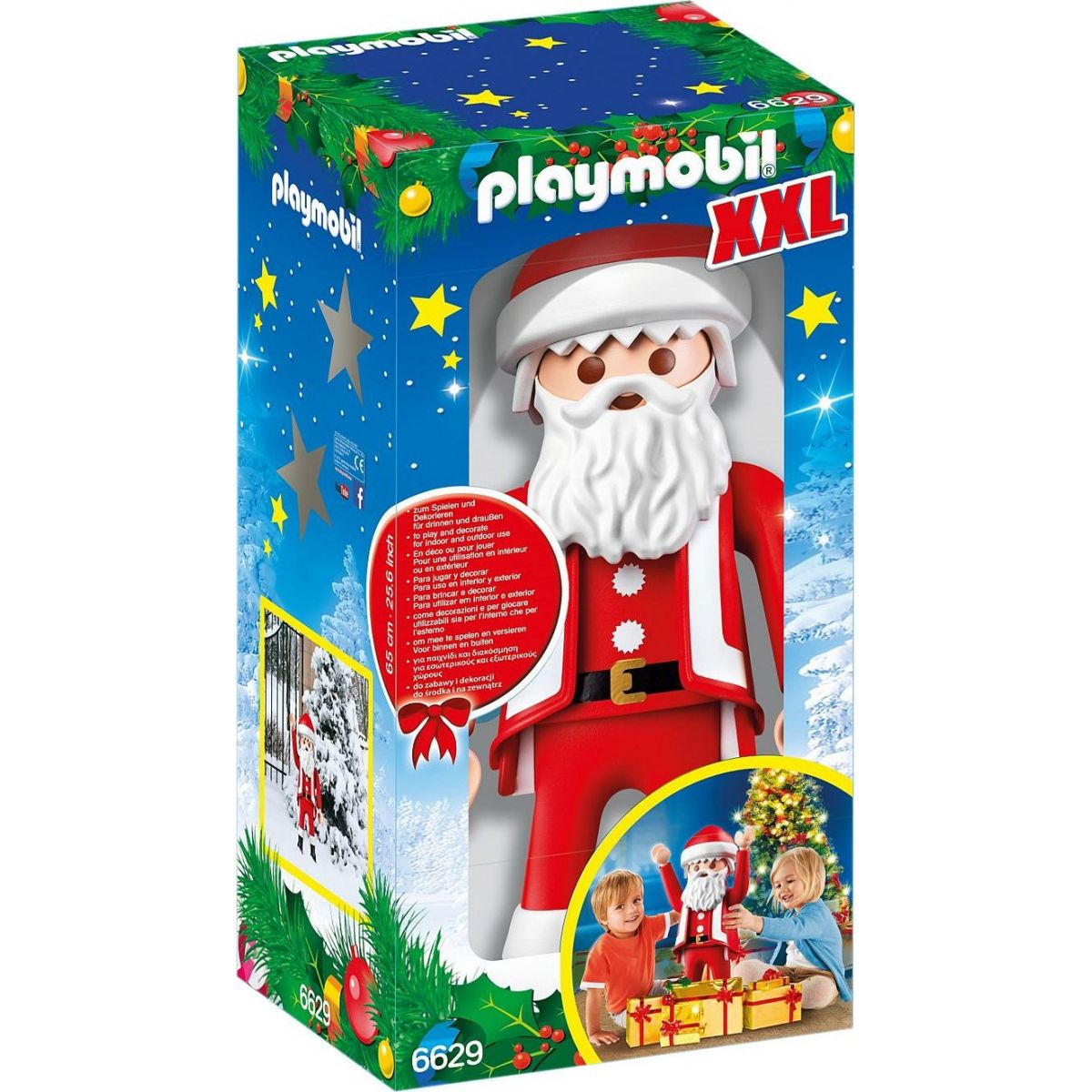 Playmobil 6629 XXL Santa Claus Playmobil