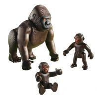 Playmobil 6639 Gorila s mláďaty 3
