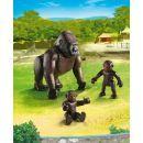 Playmobil 6639 Gorila s mláďaty 2