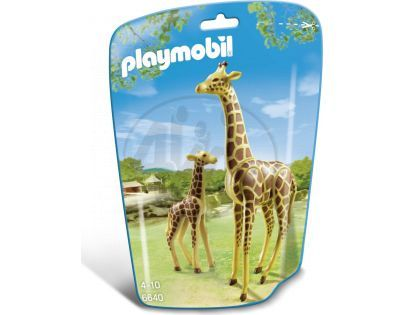 Playmobil 6640 Žirafa s mládětem