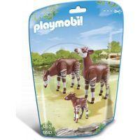 Playmobil 6643 Okapi s mládětem