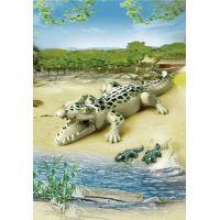 Playmobil 6644 Krokodýl s mláďaty 2