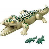Playmobil 6644 Krokodýl s mláďaty 3