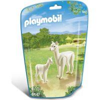 Playmobil 6647 Alpaka s mládětem