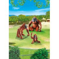 Playmobil 6648 Orangutani s mládětem 2