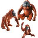 Playmobil 6648 Orangutani s mládětem 3