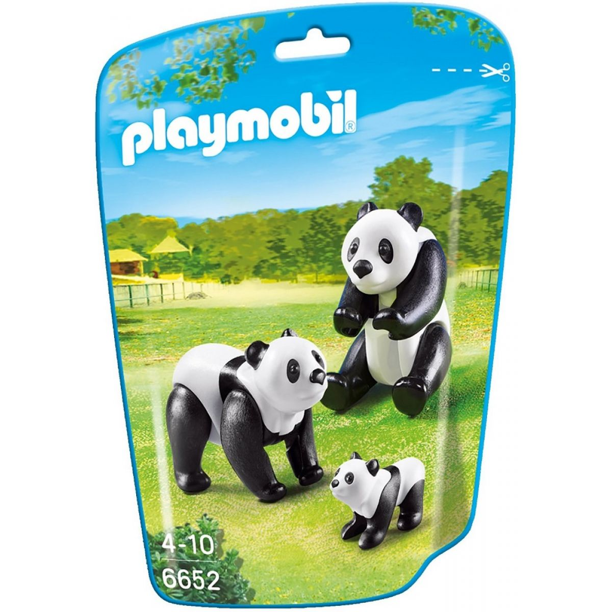 Playmobil 6652 Pandy