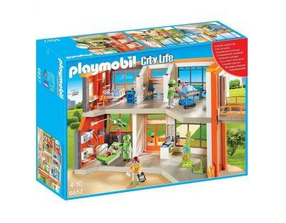 Playmobil 6657 Dětská nemocnice s přístroji