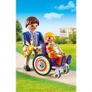 Playmobil 6663 Dítě na vozíku 2