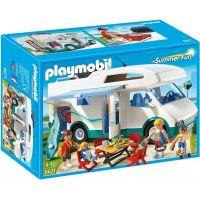 Playmobil 6671 Rodinný obytný vůz