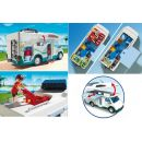 Playmobil 6671 Rodinný obytný vůz 5