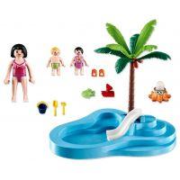 Playmobil 6673 Dětský bazén se skluzavkou 4