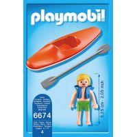 Playmobil 6674 Dětský kajak 2