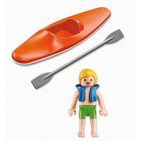 Playmobil 6674 Dětský kajak 4