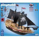 Playmobil 6678 Pirátská bitevní loď 2