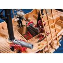 Playmobil 6678 Pirátská bitevní loď 4