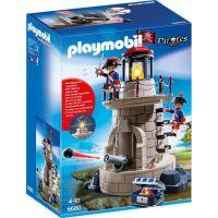 Playmobil 6680 Vojenská věž s majákem