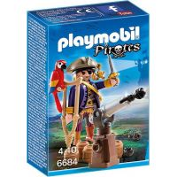 Playmobil 6684 Kapitán pirátů