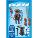 Playmobil 6684 Kapitán pirátů 3