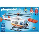 Playmobil 6686 Záchranný vrtulník 2