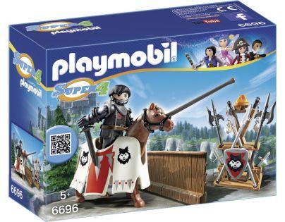 Playmobil 6696 Rypen Strážce Černého barona