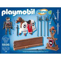 Playmobil 6696 Rypen Strážce Černého barona 2