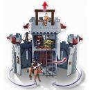 Playmobil 6697 Přenosný hrad Černého barona 5