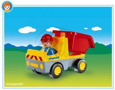 Playmobil 6732 - Malý Buldozér