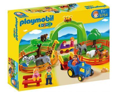 Playmobil 6754 - Moje první ZOO