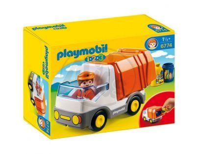 Playmobil 6774 - Popelářský vůz