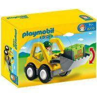 Playmobil 6775 - Čelní nakladač