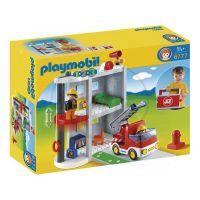 Playmobil 6777 - Přenosná hasičská stanice