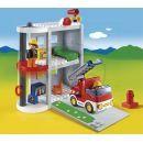 Playmobil 6777 - Přenosná hasičská stanice 2