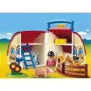 Playmobil 6778 - Přenosná stodola 2