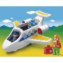 Playmobil 6780 - Tryskové letadlo 2