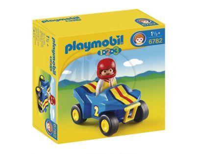 Playmobil 6782 - Čtyřkolka