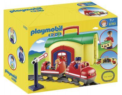 Playmobil 6783 - Můj přenosný vláček