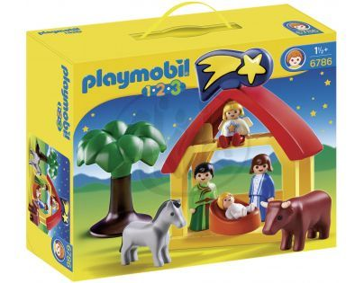Playmobil 6786 - Jesličky