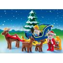 Playmobil 6787 - Santa Claus na saních 2
