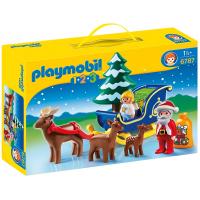 Playmobil 6787 - Santa Claus na saních