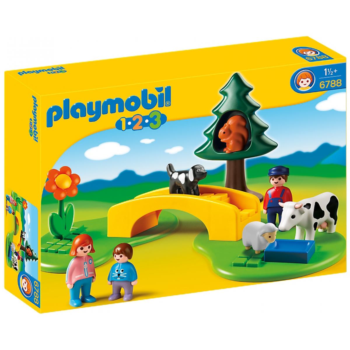 Playmobil 6788 - Procházka na louce