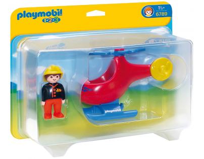Playmobil 6789 Požární vrtulník