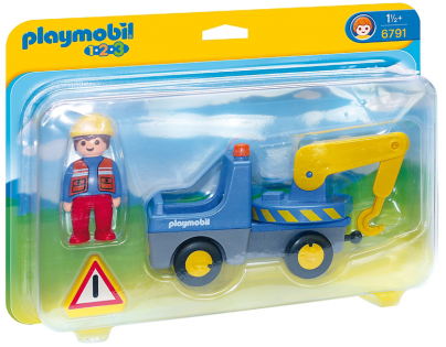 Playmobil 6791 - Malý jeřáb