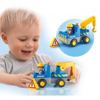 Playmobil 6791 Malý jeřáb 3