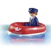 Playmobil 6795 Plavčík na člunu 2